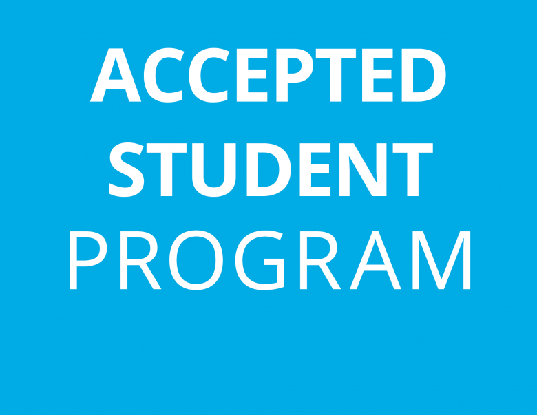 Accepted Student Program