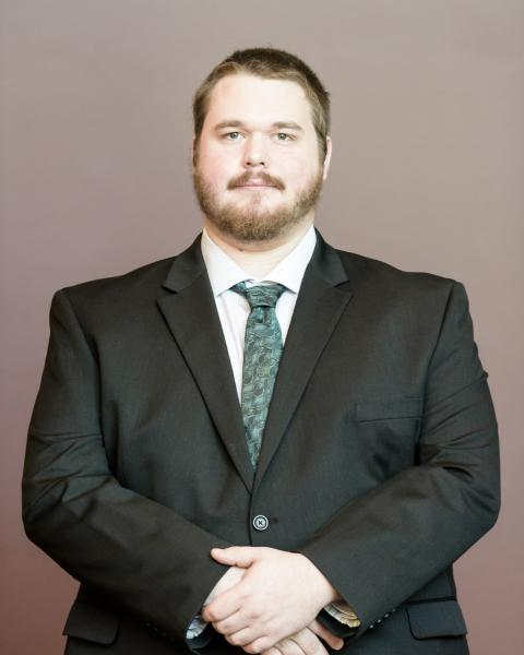 James Oplinger, Systems Administrator