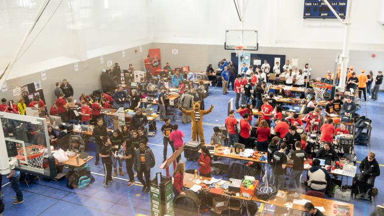 Robotics Competition York