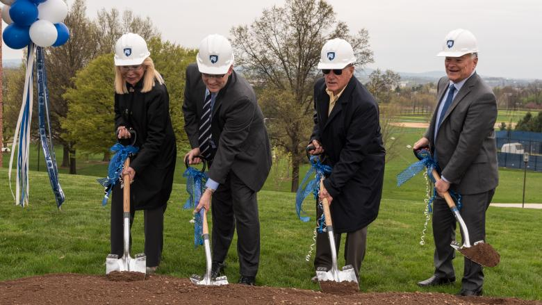 York Groundbreaking 2019